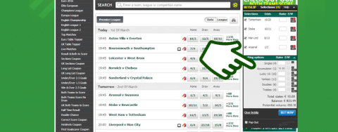 what is an acca bet? Get the accumulators explained