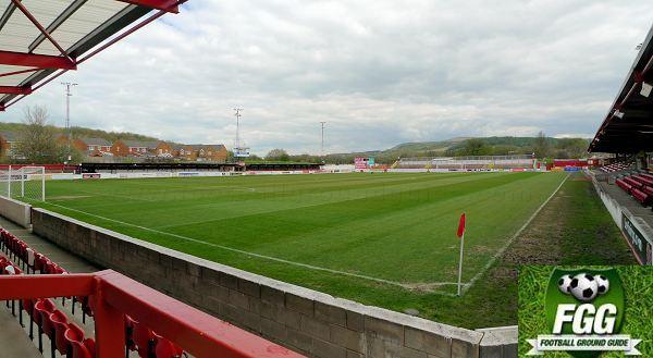 Wham Stadium Accrington
