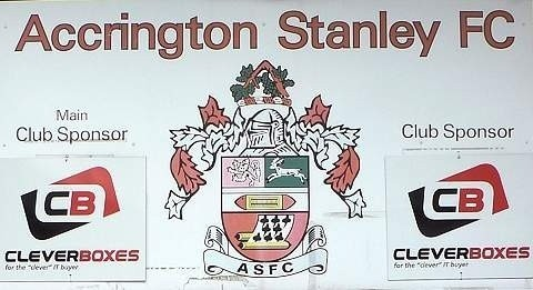 Accrington Stanley Demolish Whinney Hill Stand
