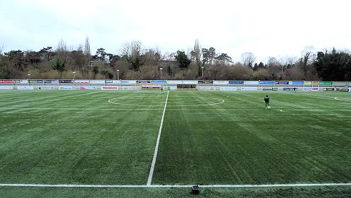 Artificial 3G pitch at Maidstone United