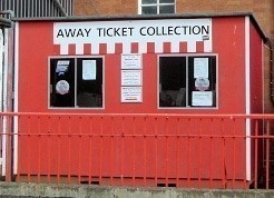 Away Ticket Collection Point