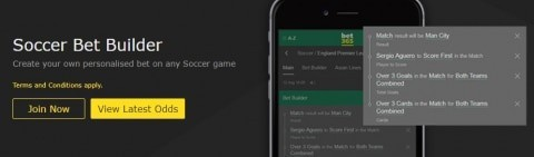 BetBuilder: How to use it for betting?