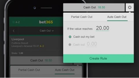 What is Cash Out? Our top Cash-out betting sites