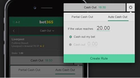 cash out betting strategy