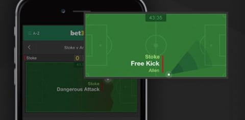 In Play & Live Betting Tips