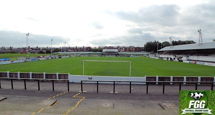 Chorley Fc Victory Park Football Ground Guide