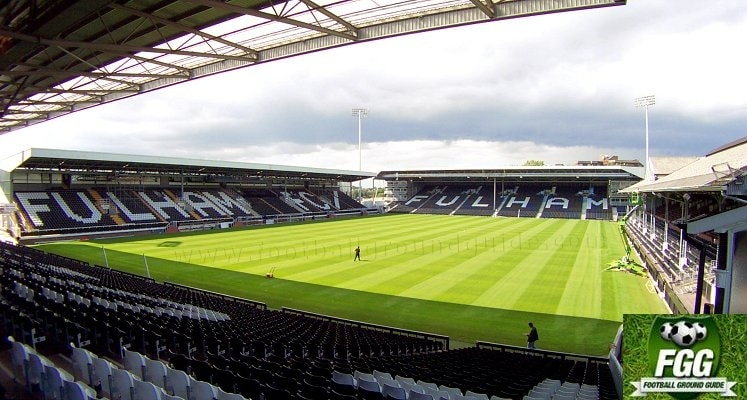Craven Cottage Fulham Fc Football Ground Guide