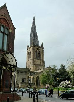 The Crooked Spire Chesterfield