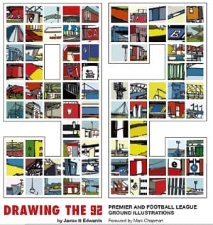 Drawing the 92 Book Cover