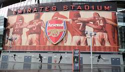 Emirates Stadium External View