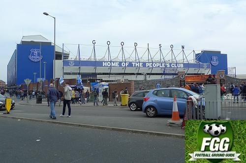 Goodison Park Everton