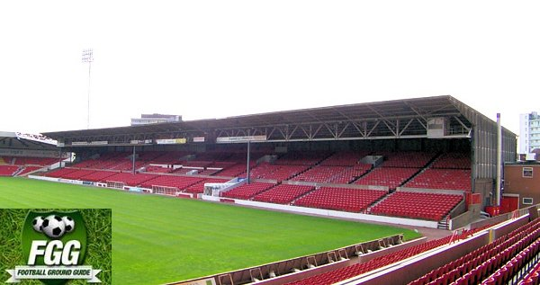 The Existing Peter Taylor Stand