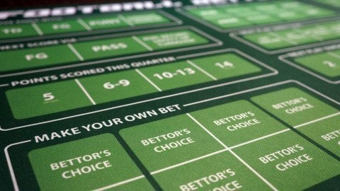 How to beat the bookies: is there a winning strategy?