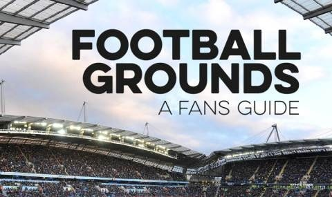 Football Grounds A Fans Guide Book 2018/19