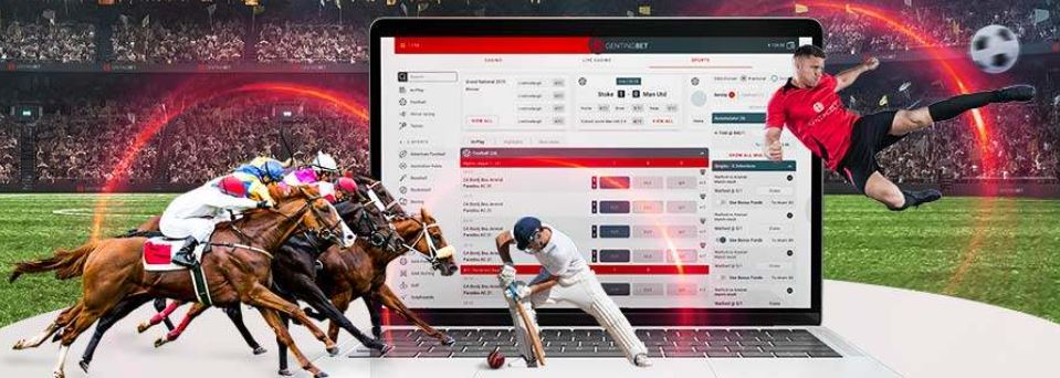 Genting Bet Sportsbook for Mobile