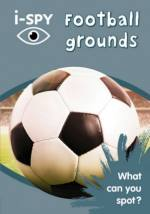 i-SPY Football Grounds Book Cover