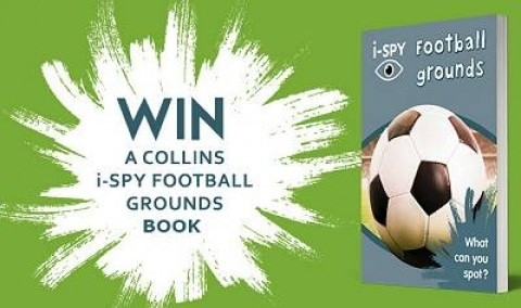 i-SPY Football Grounds Book Competition