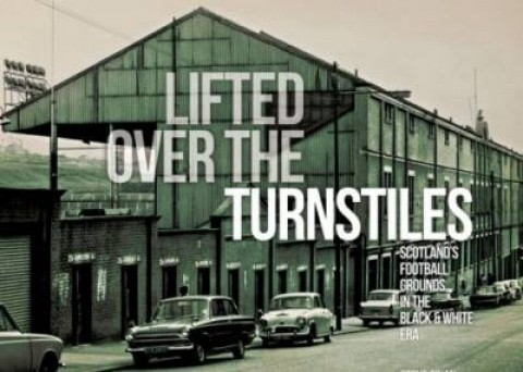 Win A Signed Copy Of Lifted Over The Turnstiles