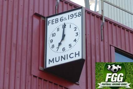 Munich Disaster Memorial Clock
