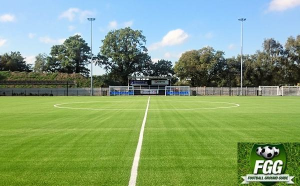 New artificial pitch at Coleshill Town