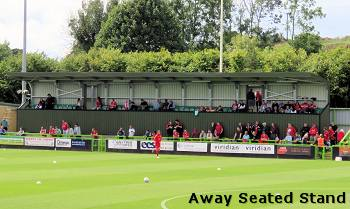 Away Fans Seated Stand
