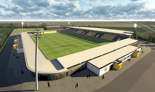 New Boston United Stadium