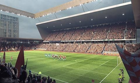 New Luton Town Stadium Plans Receive Go-Ahead