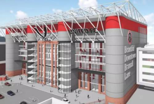 New South Stand