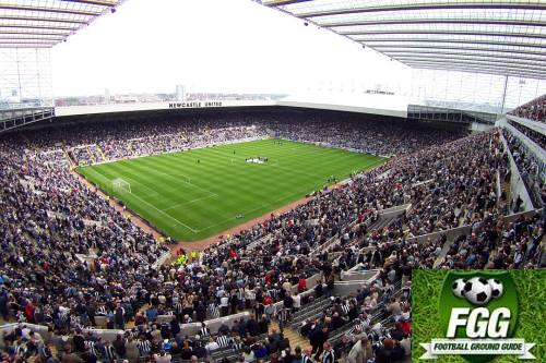 St James Park Newcastle United