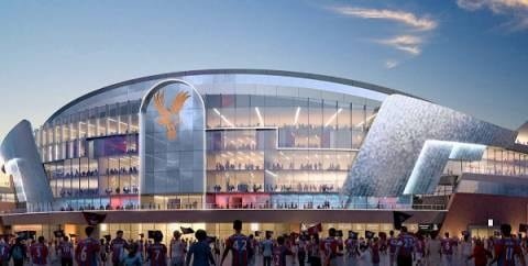 Crystal Palace Expansion Project Approved By Council