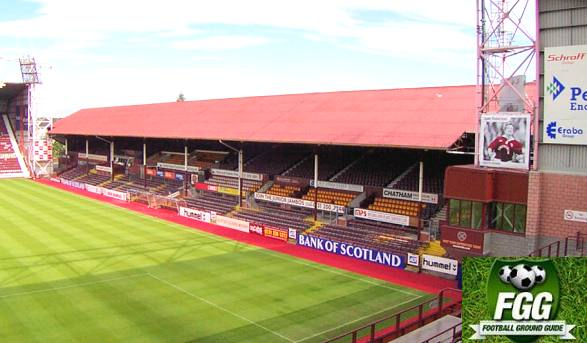 Main Stand Tynecastle