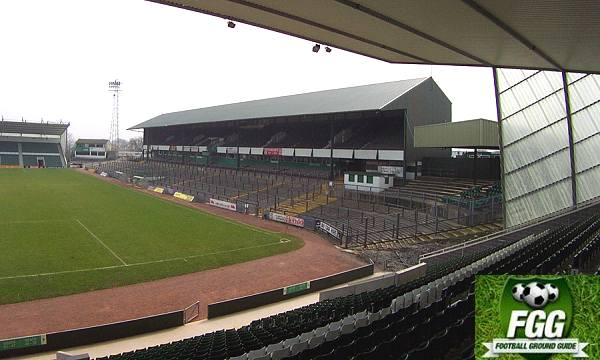 The Plymouth Grandstand In 2009