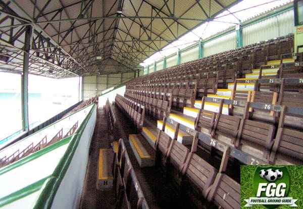 The Wooden Seats and Roof