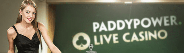 casino offer at Paddy P