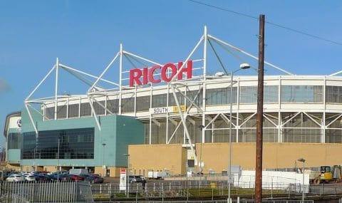 New Ricoh Arena Coventry Railway Station Opens