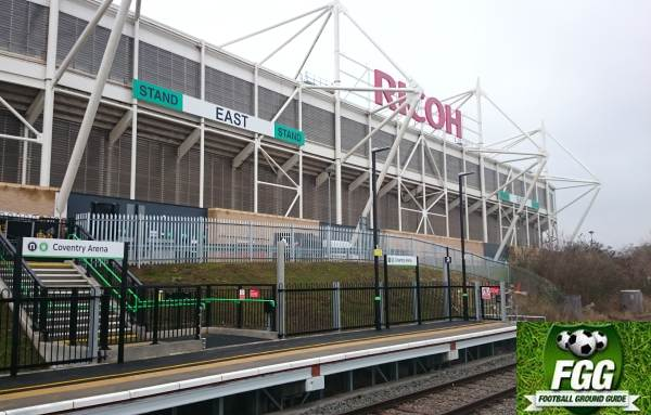 Ricoh Coventry Arena Station