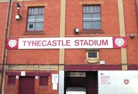 New Hearts Main Stand Given Go Ahead