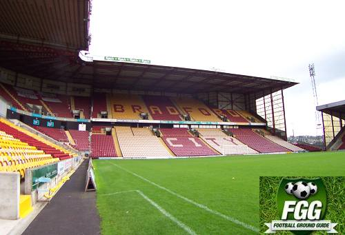 Valley Parade Bradford City