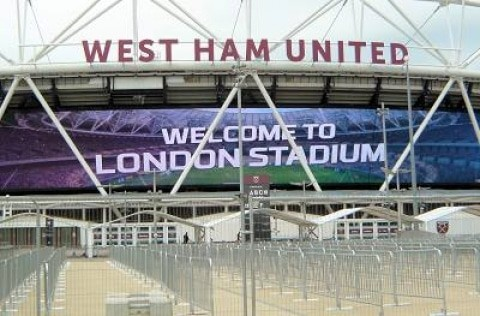 West Ham United To Install Seats Closer To The Pitch