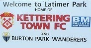 Welcome To Latimer Park Sign