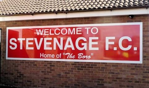 Stevenage To Commence With New North Stand