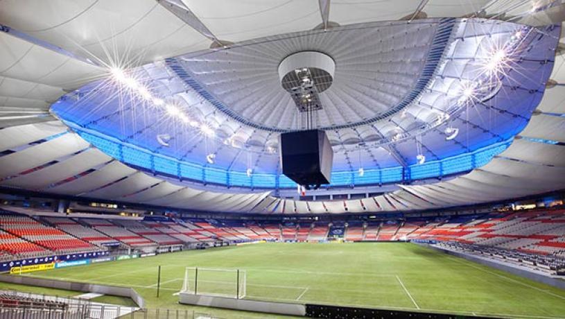 BC Place - Vancouver Whitecaps FC