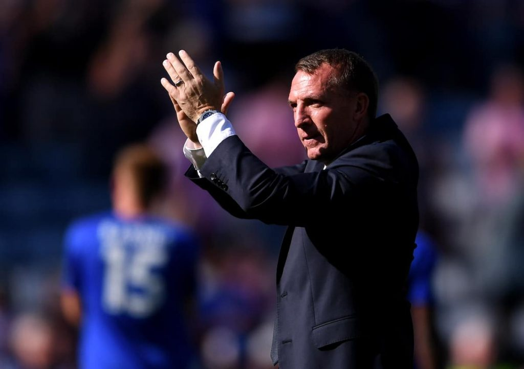 Next Arsenal manager candidate Brendan Rodgers