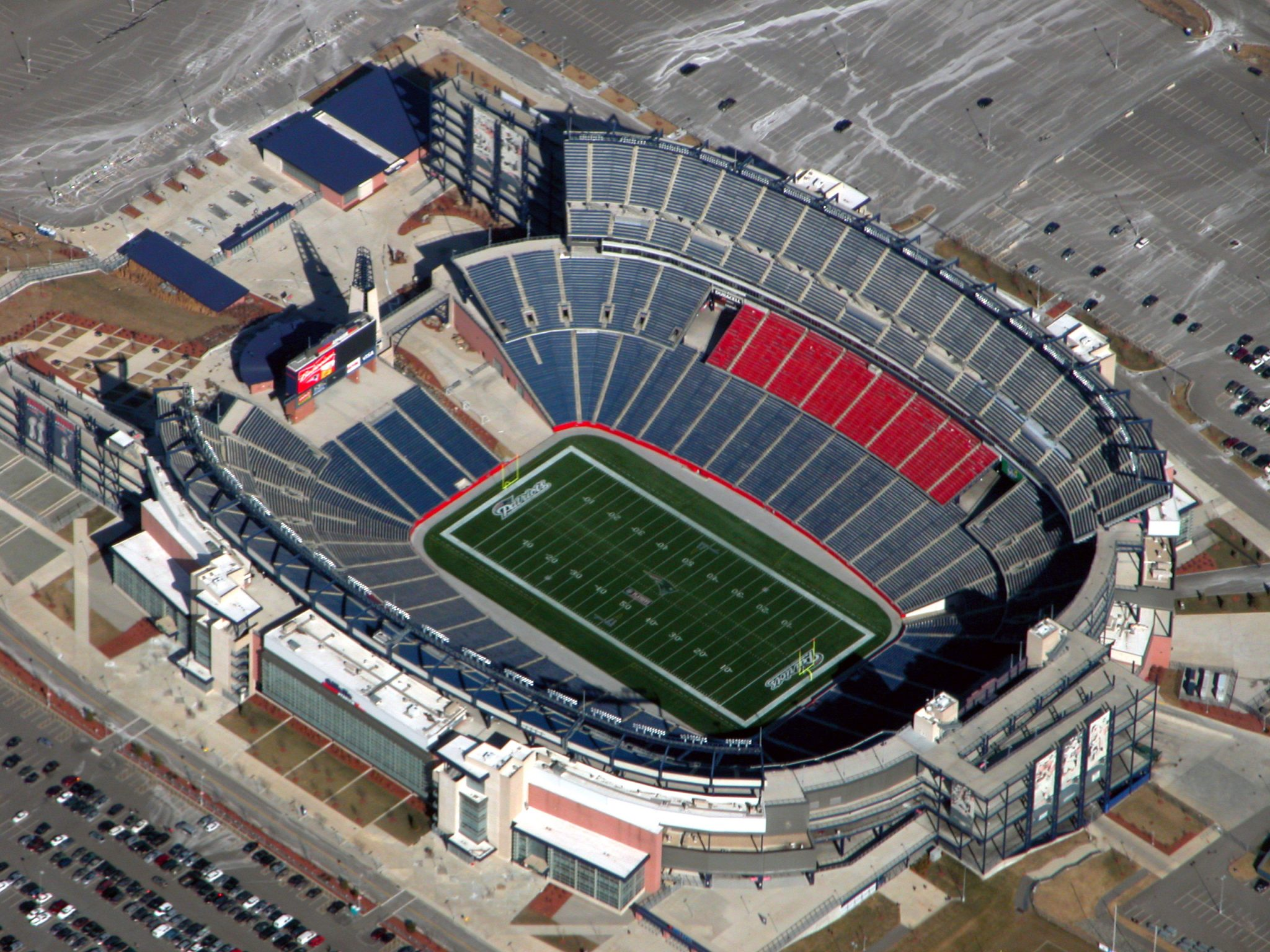 Gillette Stadium - New England Revolution