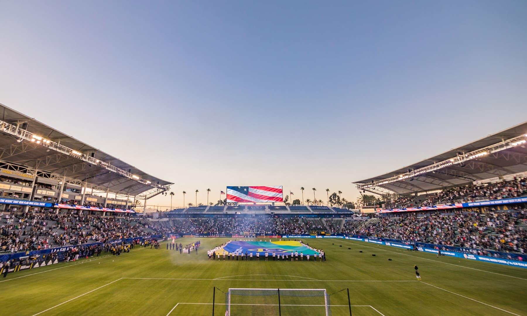 LA Galaxy's Dignity Healthy Sports Park