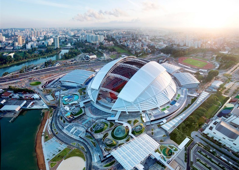 The Top Ten most expensive stadiums in history
