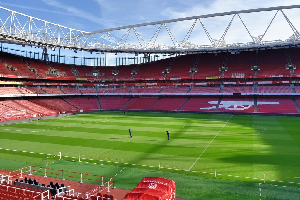 Eco-friendly football stadiums: Which are the greenest?
