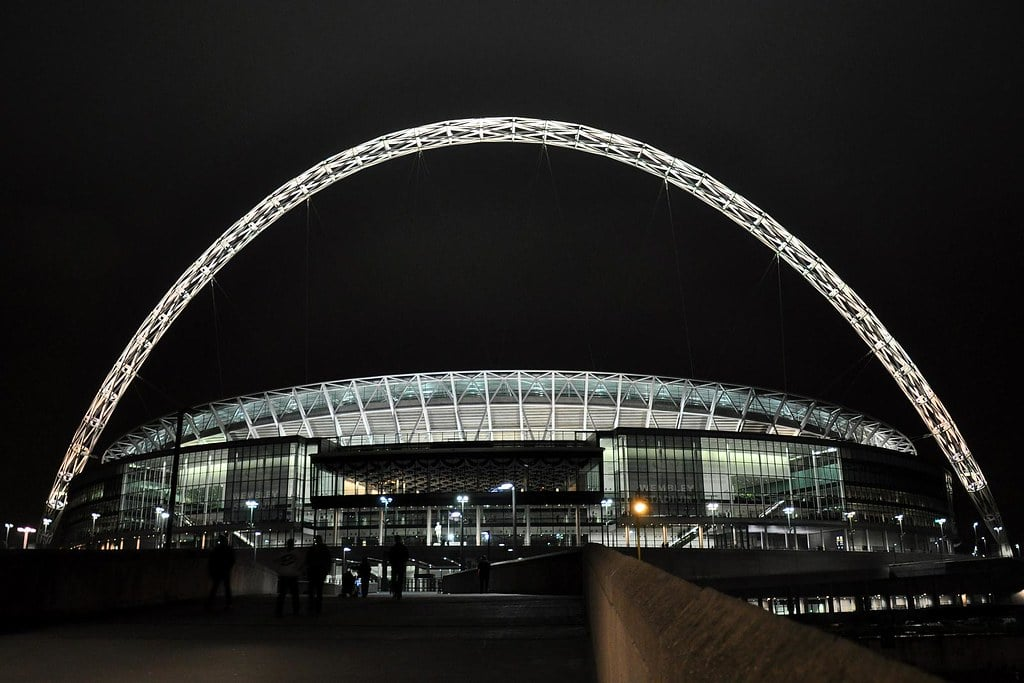 Wembley Stadium by Populous