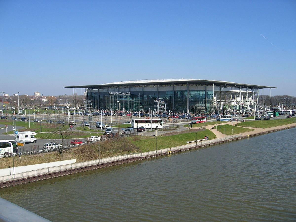 Volkswagen arena - Wolfsburg