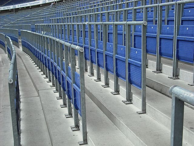 Safe standing: All you need to know about the rail seating debate